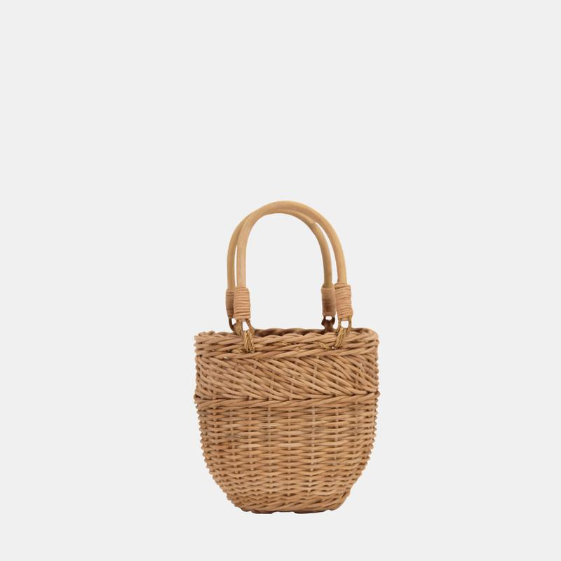 Bucket Bag - Handwoven - Small