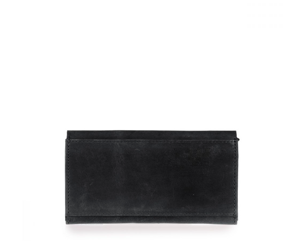 Wallet - Pixie's Pouch - Eco Hunter Leather - Black