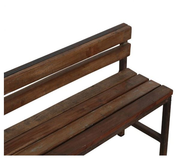 Bench - Vintage - Children's - Teak