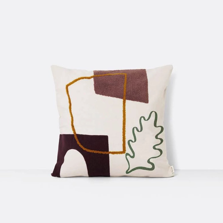 Cushion - Mirage - Leaf