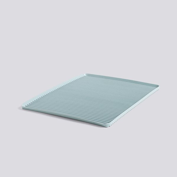 Dish Drainer Tray - Powder Blue