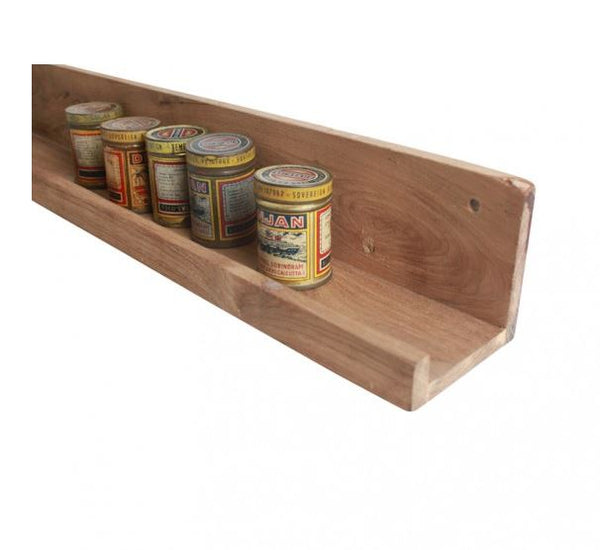 Wall Shelf - Teak - Elements
