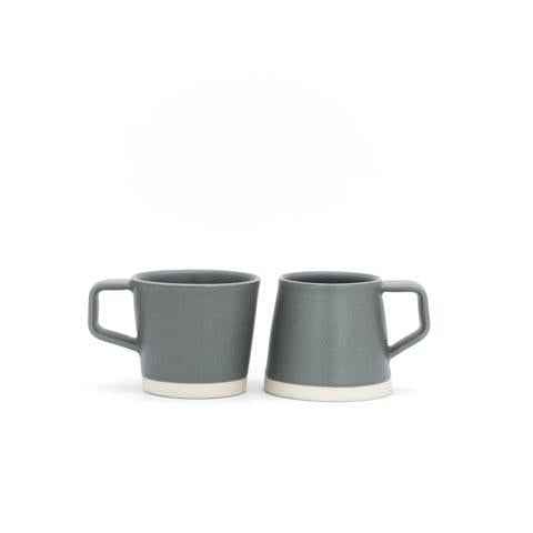 Espresso Cups with Handles - Arran St East - Various Colours