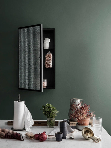 Wall Mounted Cabinet - Haze