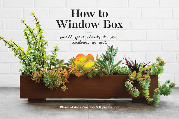 Book - How to Window Box