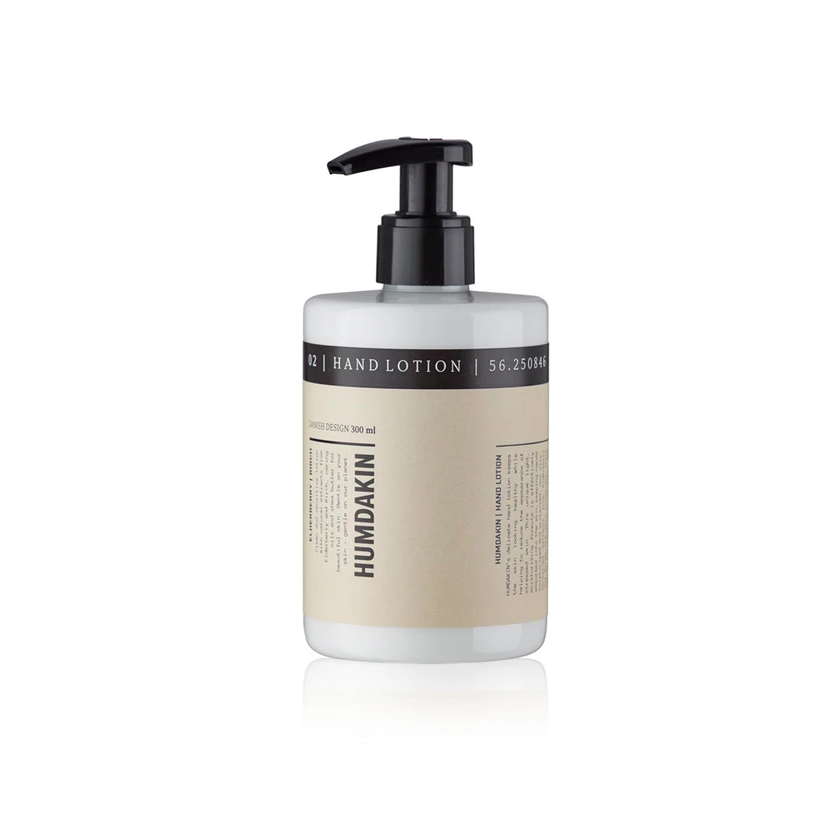 Hand Lotion - Elderberry & Birch - 300 ml