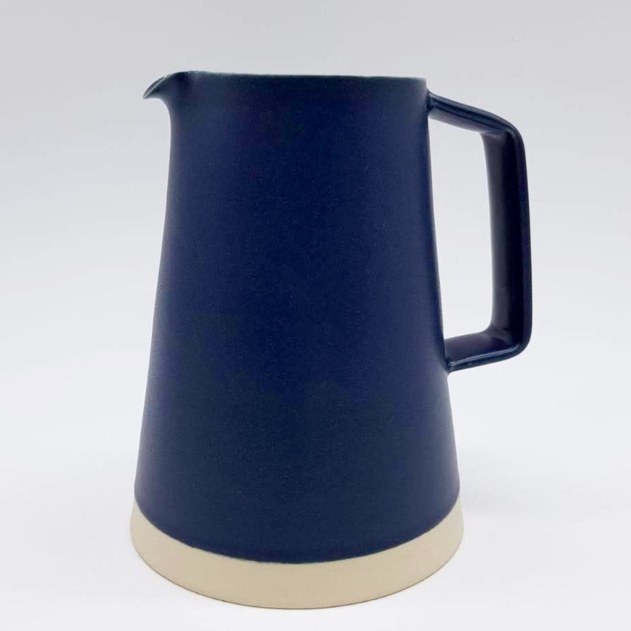 Hand Thrown Jug - Arran Street East - Small - Ink