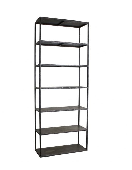 Industrial Metal Shelving Unit