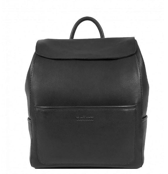 Backpack - Jean - Midnight Black