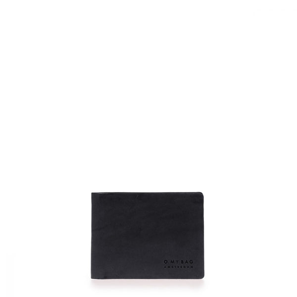 Wallet - Joshua - Eco Classic Leather - Black