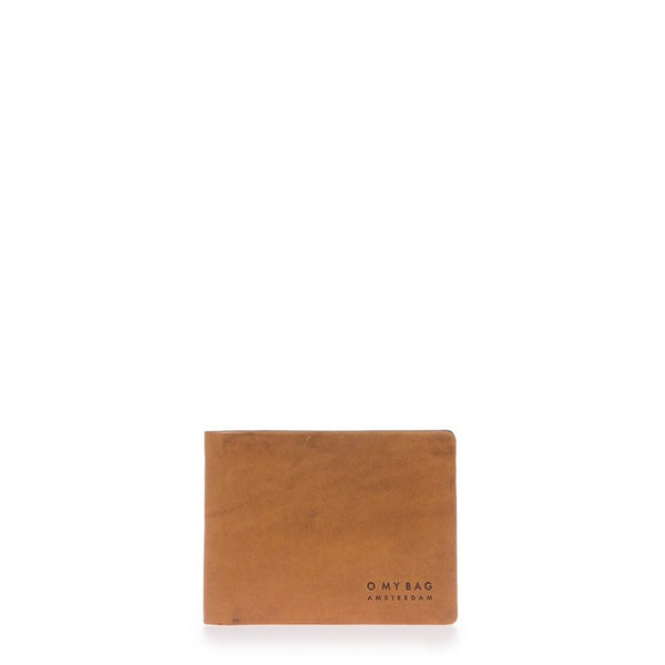 Wallet - Joshua - Eco Classic Leather - Cognac