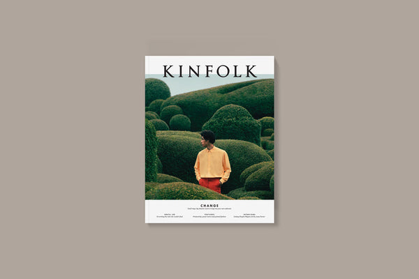 Kinfolk Magazine - Volume 35 - Change
