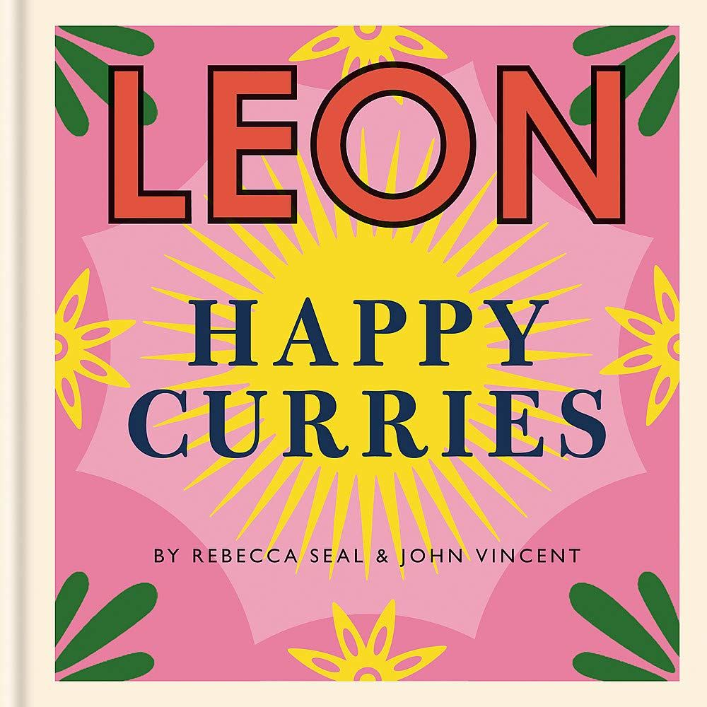Book - Lion: Happy Curries