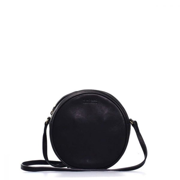 Bag - Luna - Eco Soft Grain Leather - Black