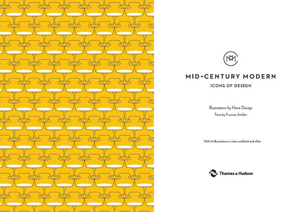 Book - Mid Century Modern: Icons of Design