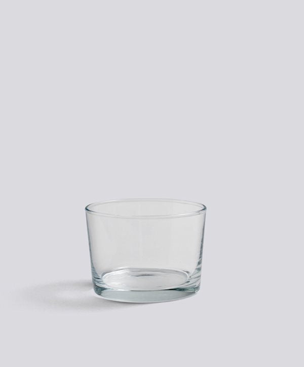 Drinking Glass - Minimalist - Clear