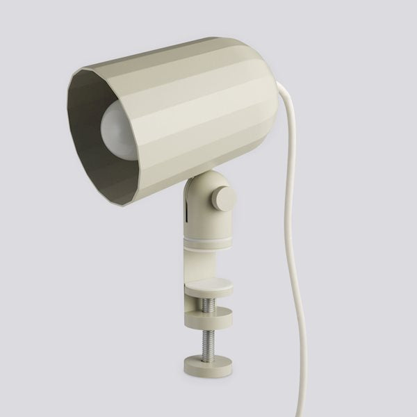 Clamp Lamp - Noc - Off-White