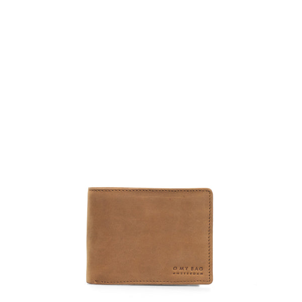 Wallet - Tobi's - Eco Hunter Leather - Camel