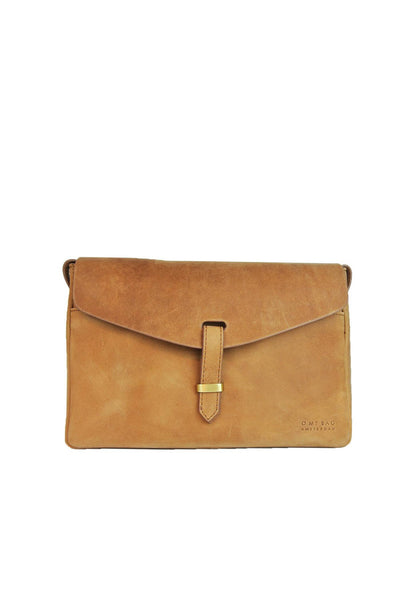 Bag - Ally - Maxi - Eco Hunter Leather - Camel