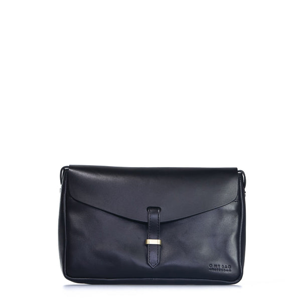 Bag - Ally - Maxi - Eco Classic Leather - Black