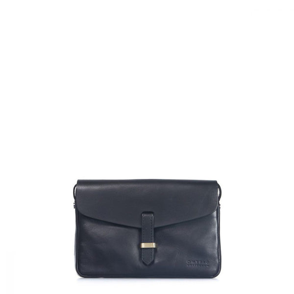 Bag - Ally - Midi - Eco Classic Leather - Black