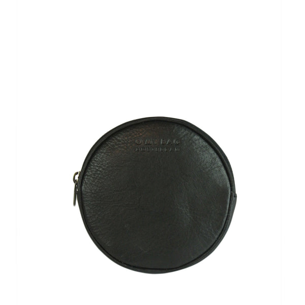 Purse - Luna - Eco Soft Grain Leather - Black