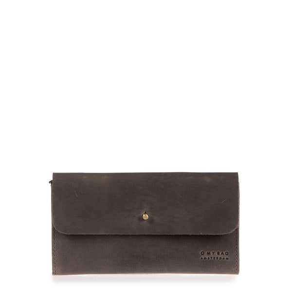 Wallet - Pixie's Pouch - Eco Hunter Leather - Dark Brown