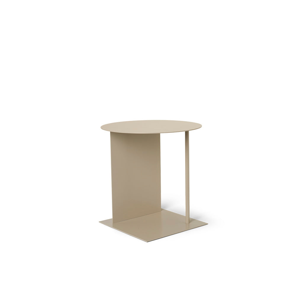 Place Side Table - Powder Coated Metal - Various Colours
