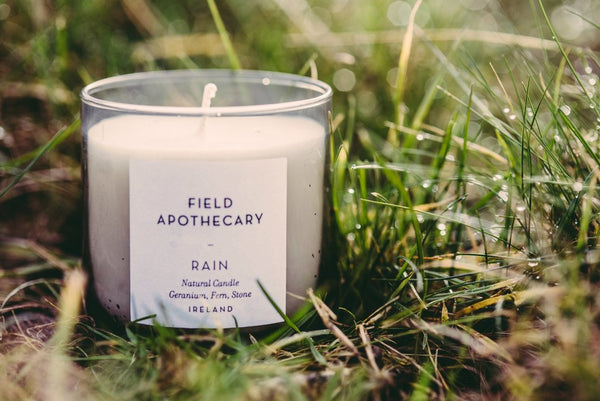 Candle - Rain - Field Apothecary