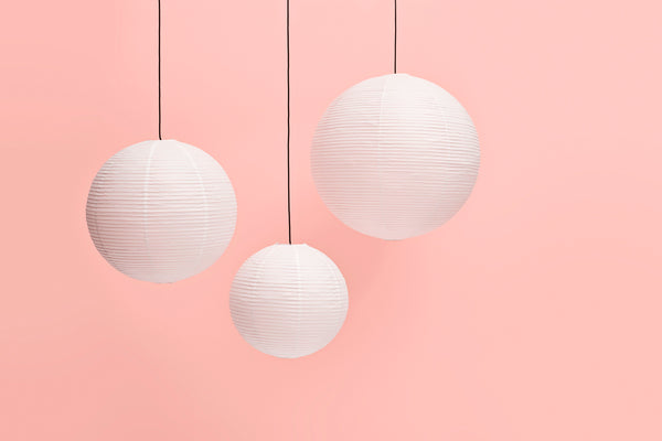 Lampshade - Rice Paper - Classic White
