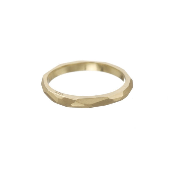 Ring - Fionn - Skinny - 9 ct Gold