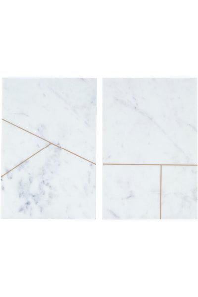 Marble Plate - Rectangle
