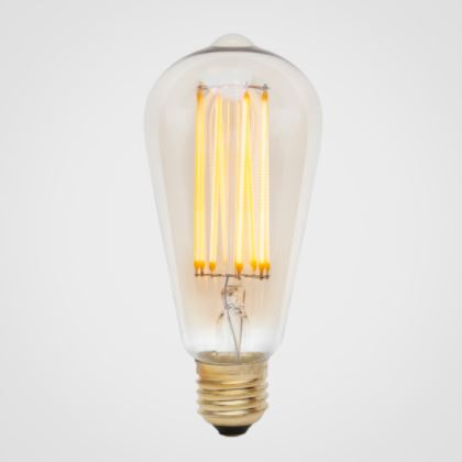 LED Bulb - Squirrel Cage - E27