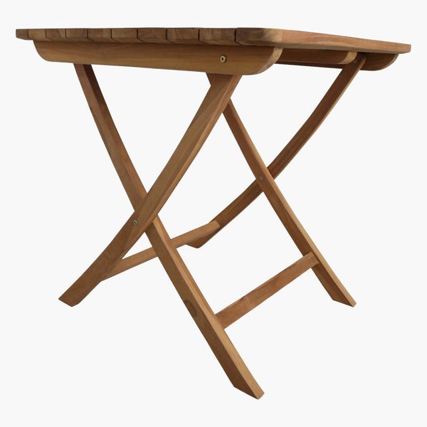 Teak Bistro Table - Outdoor