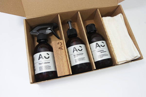 Ultimate Shoe Care Kit - 250ml