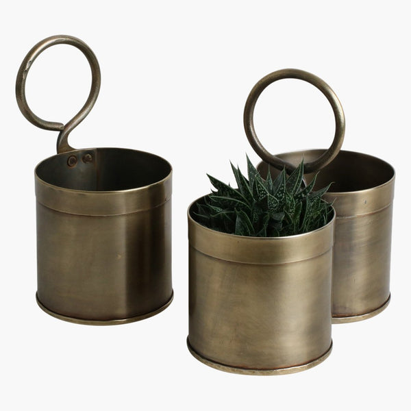 Planter - Vintage Vegetable Holder - Iron