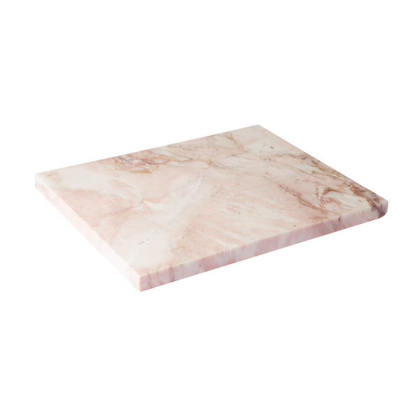 Board - Marble - Rectangle - Pink