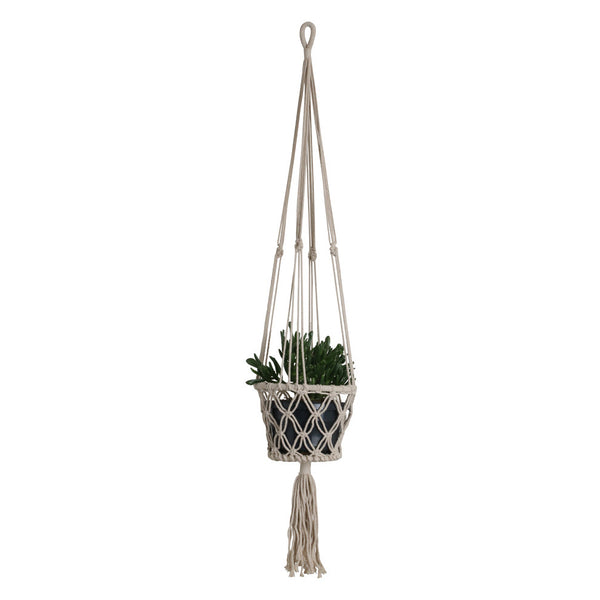 Plant Hanger - Cotton