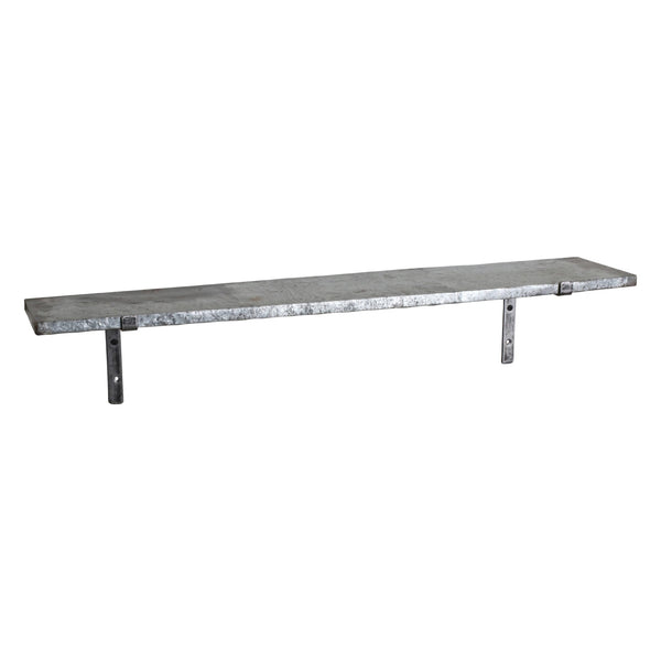 Wall Shelf - Zinc