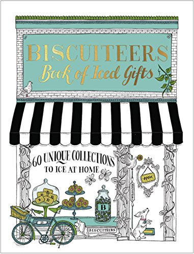 Book - Biscuiteers: Book of Iced Gifts