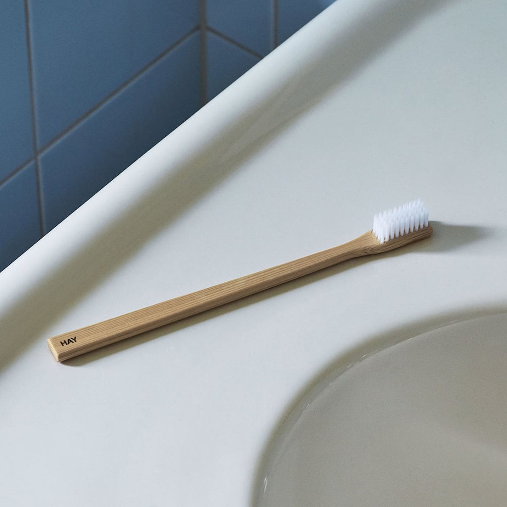 Bamboo Toothbrush - Chops - Natural