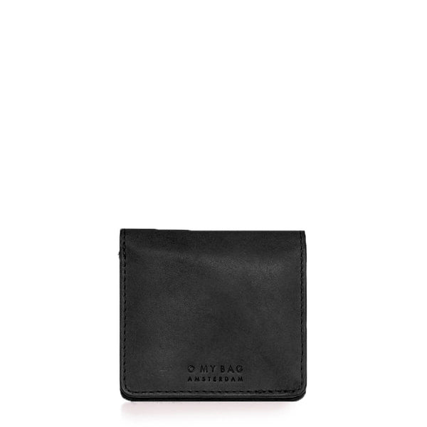 Cardholder - Alex Fold-Over - Eco Classic Black