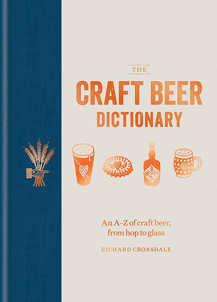 Book - The Craft Beer Dictionary