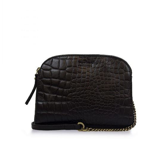 Bag - Emily - Eco Classic Black Croco