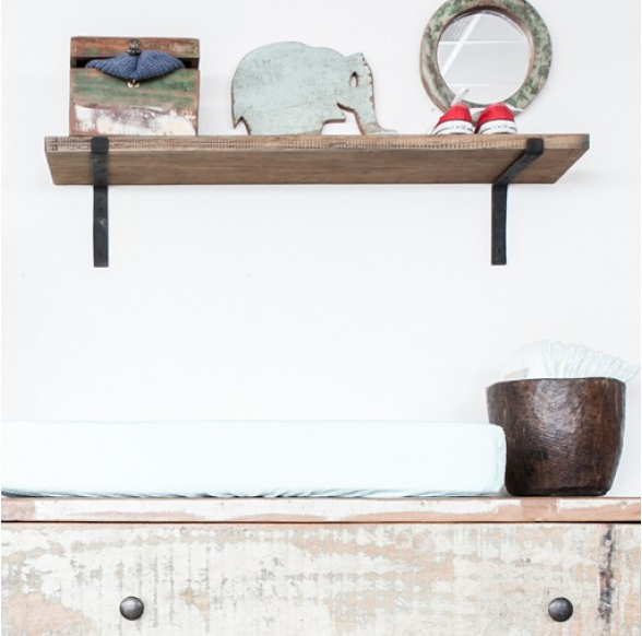 Wall Shelf - Reclaimed Wood