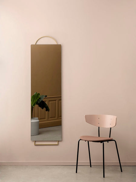Mirror - Adorn - Brass - Full Length