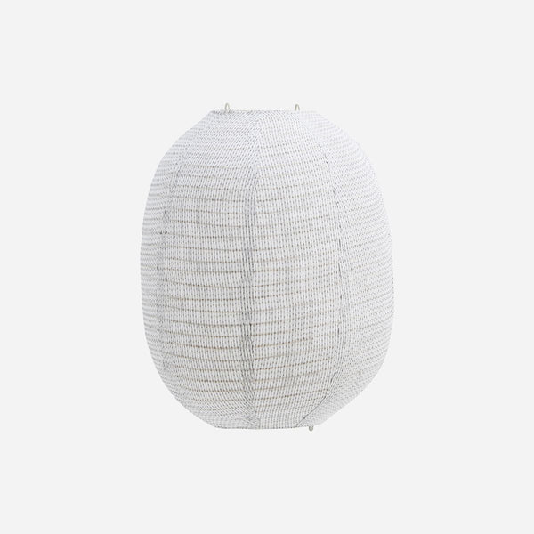 Lampshade - Stitch - Off White