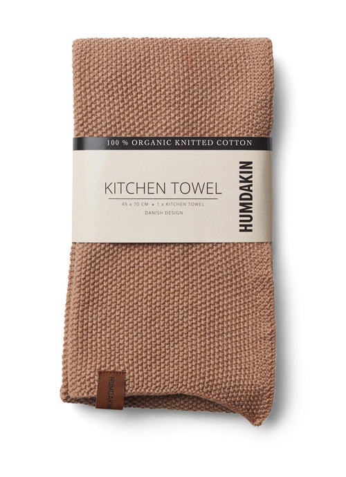 Kitchen Towel - Organic Cotton - Latte