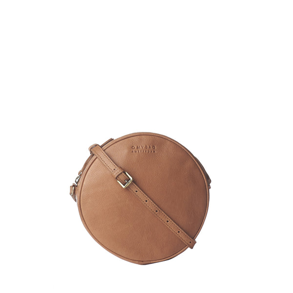 Luna - Eco Leather Bag - Wild Grain Soft Oak