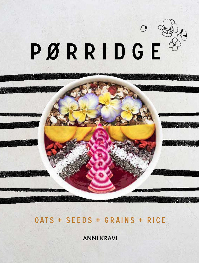 Book - Porridge - Oats + Seeds + Grains + Rice